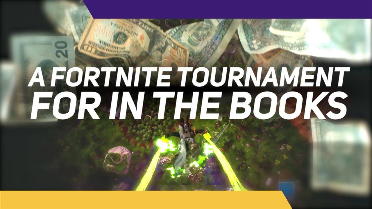 Amazing prize pool for the Fortnite World Cup!
