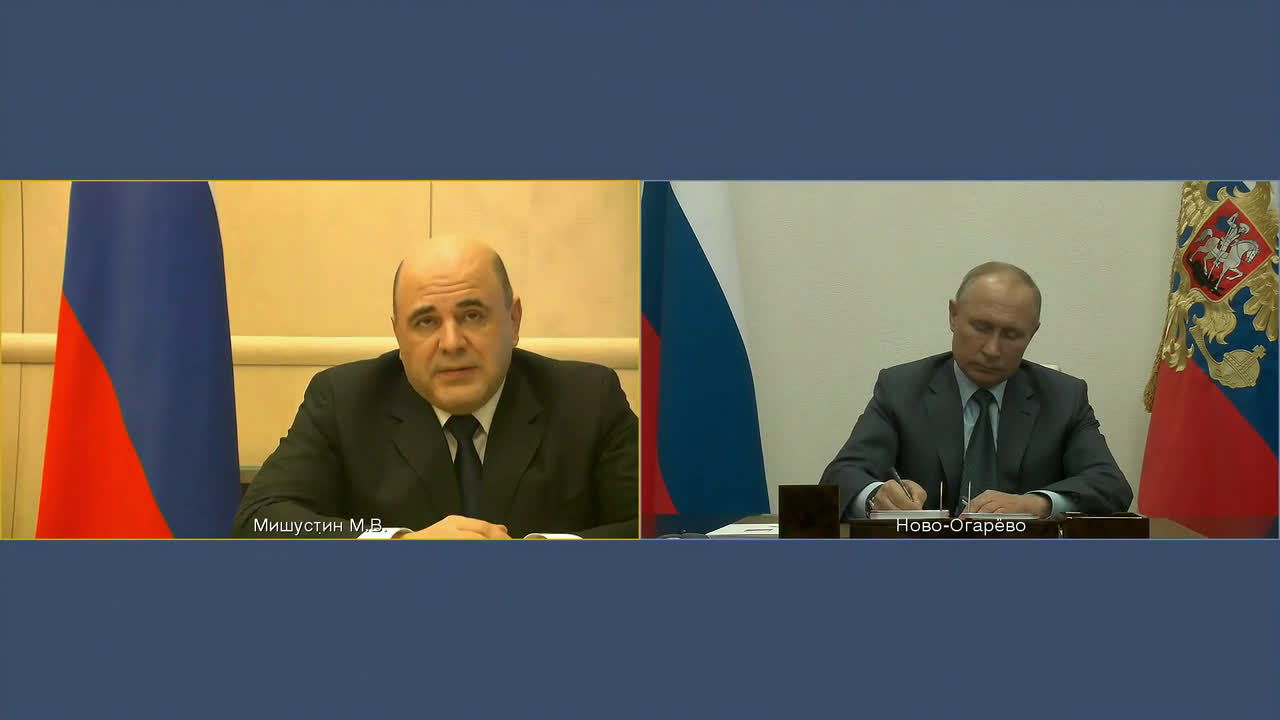 Russia: Prime Minister Mikhail Mishustin tests positive for coronavirus