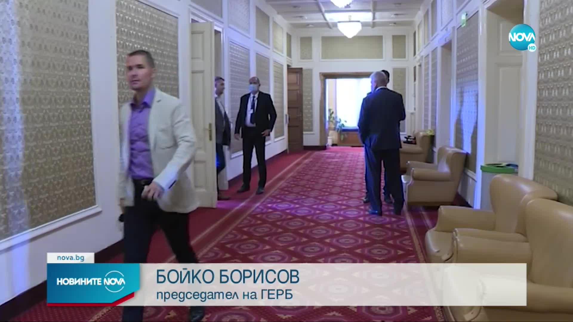 Борисов: Защо Тошко Йорданов чак вчера сподели за този колосален подкуп за депутат?