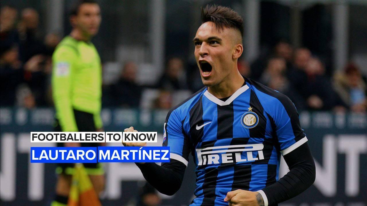 Lautaro Martínez is having the best season of his life