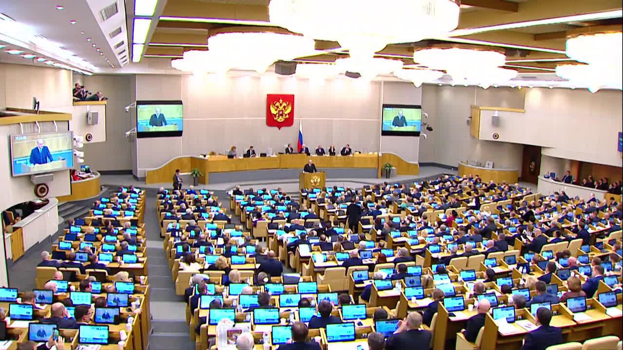 Russia: State Duma approves Mikhail Mishustin as new prime minister