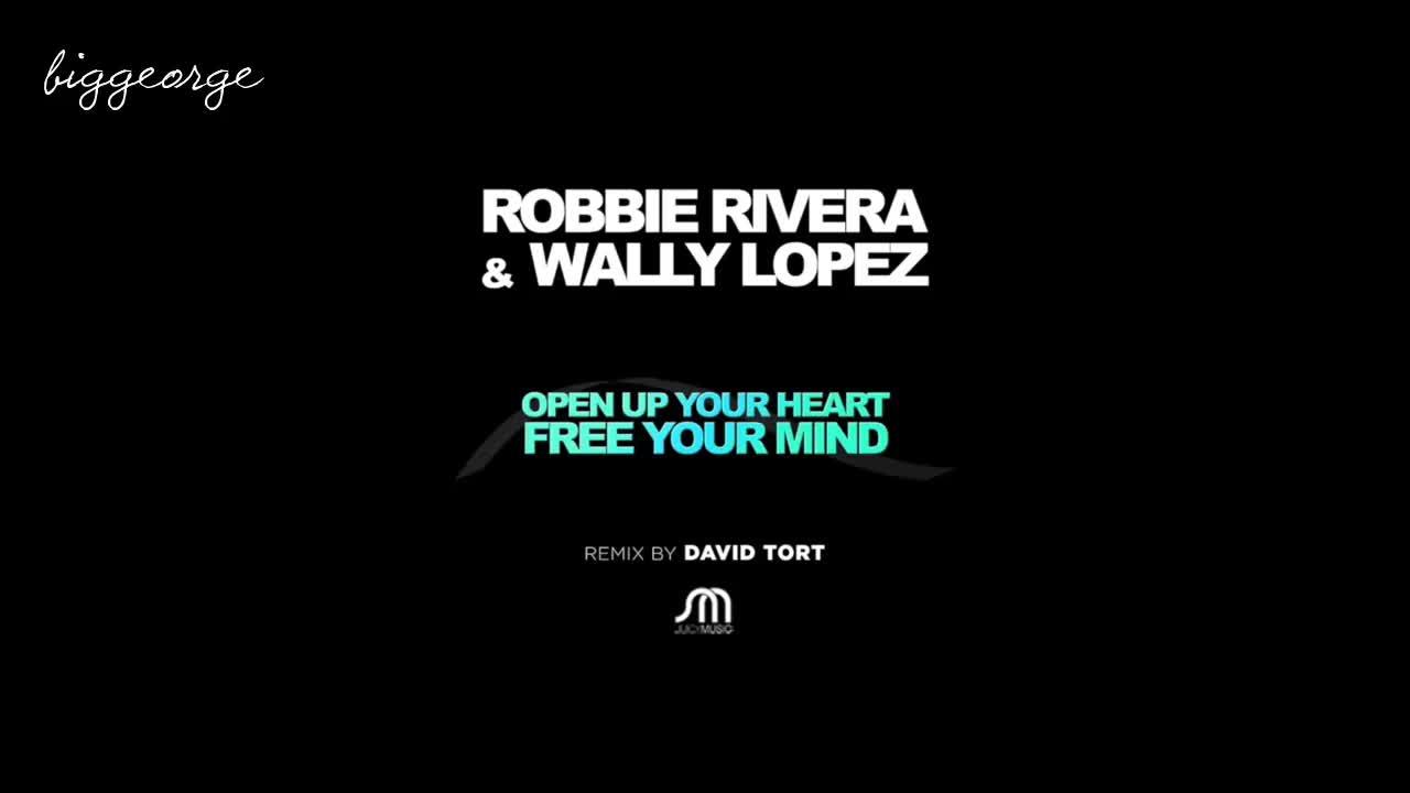 wyprzedaż sprzedaż obuwia najwyższa jakość Robbie Rivera And Wally Lopez - Open Up Your Heart And Free ...