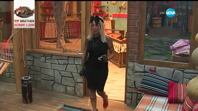 Big Brother 2015 (11.09.2015) - част 6