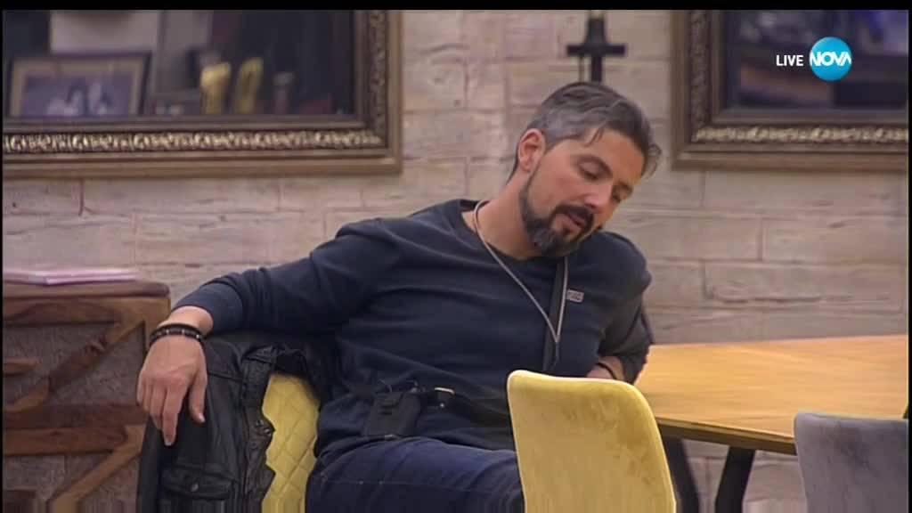 Ваня лази по нервите на Стефан - VIP Brother 2018