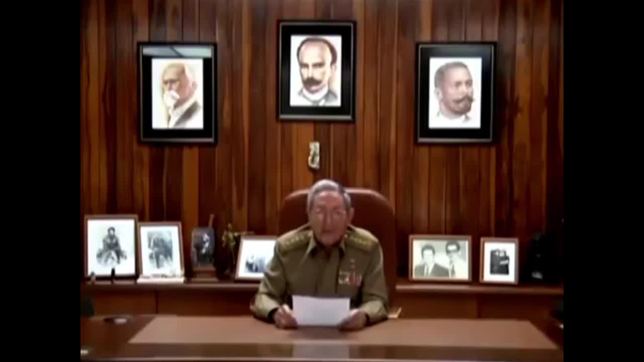 Cuba: Revolutionary leader Fidel Castro dies, Raul Castro confirms