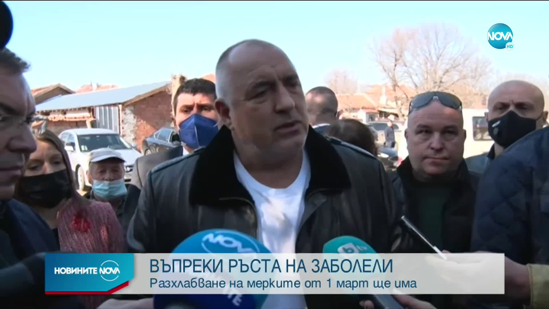 Борисов: Готови сме да изпратим самолет за още ваксини