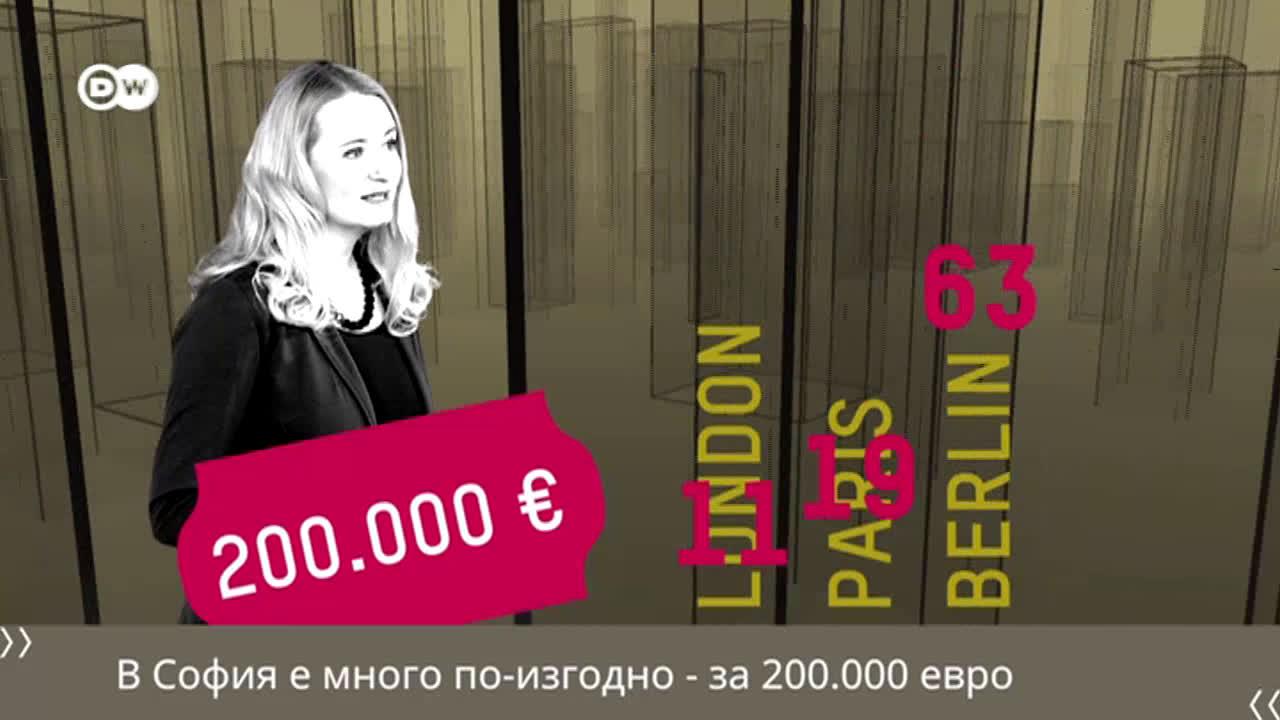 От София до Лондон: какви са наемите, колко струват имотите?