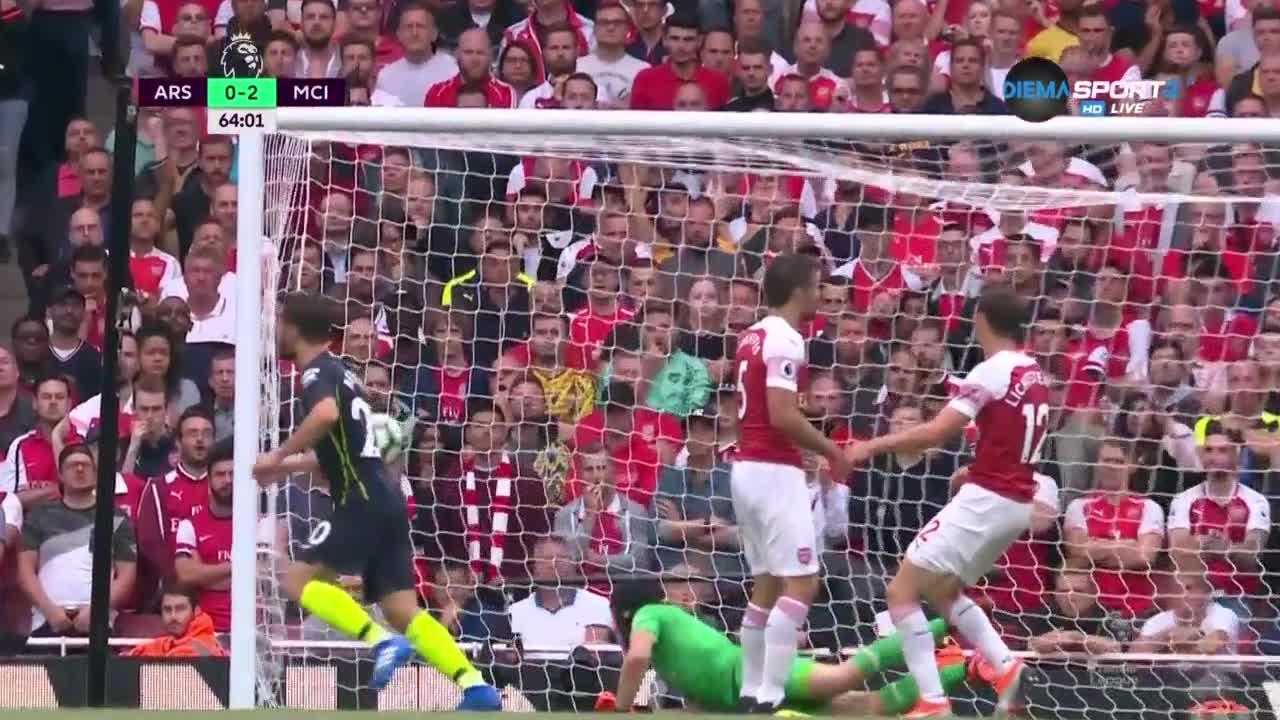 Арсенал - Манчестър Сити 0:2 /репортаж/
