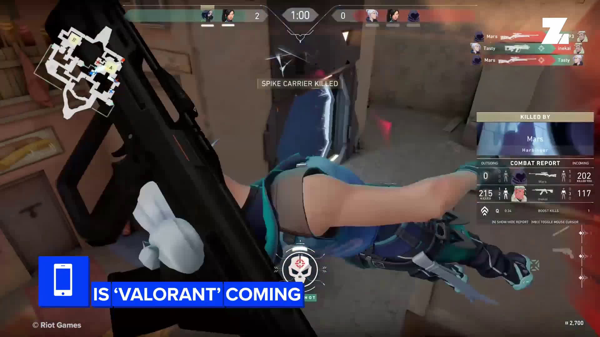 Mobile Gaming News: Valorant, Forza Street and more!