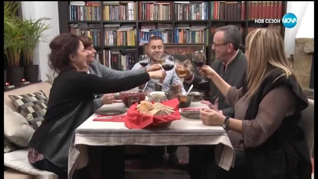 Георги Милков посреща гости - Черешката на тортата (18.01.2019)