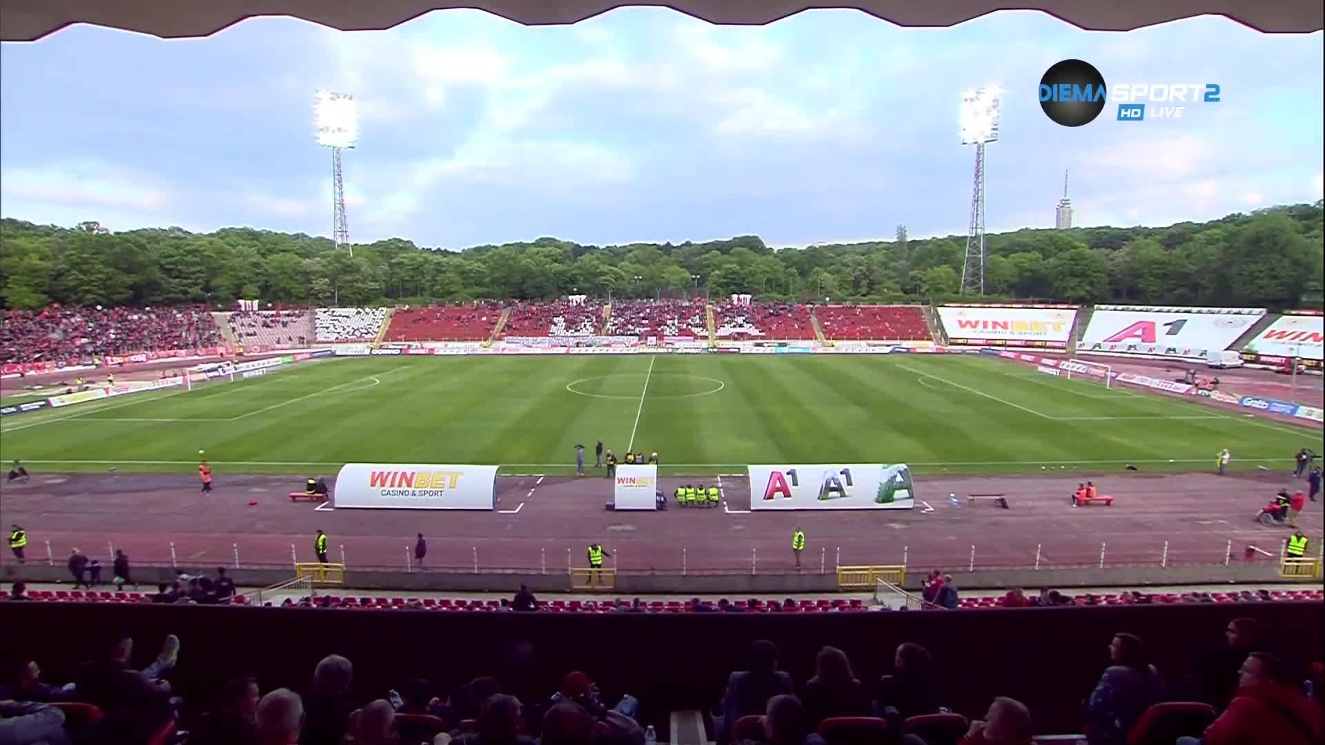 Атмосферата преди ЦСКА и Ботев Пд