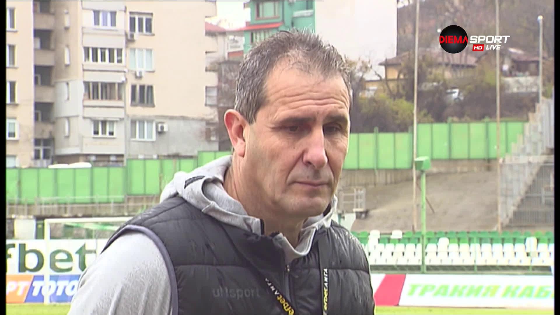 Херо: Щом Камбуров ни е най-добрият играч, значи има проблем