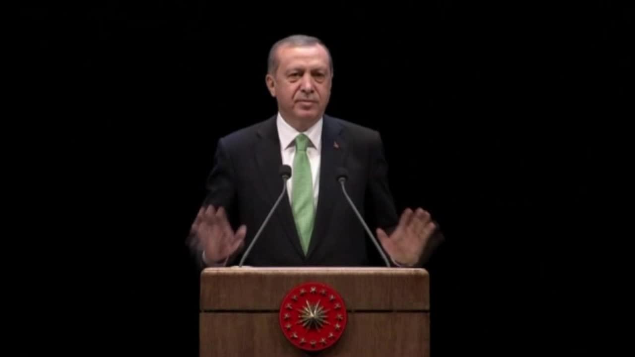 "Ердоган: Германия ""си проси терора"""