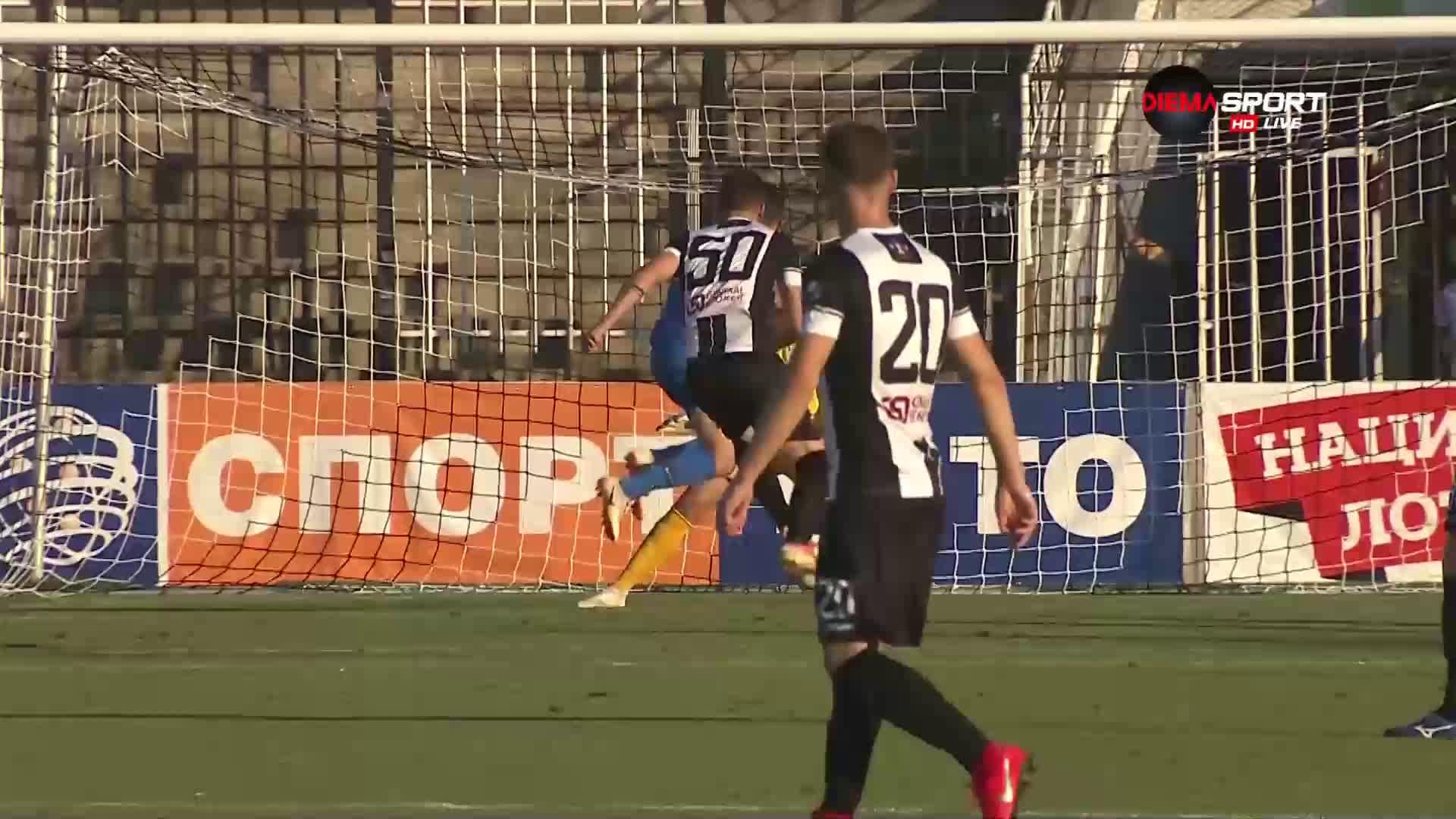 Локо Пд вкара пети гол на Арда
