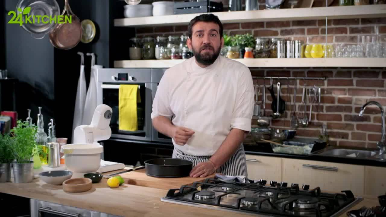 Модерна турска кухня с Максут   Бадемови курабии