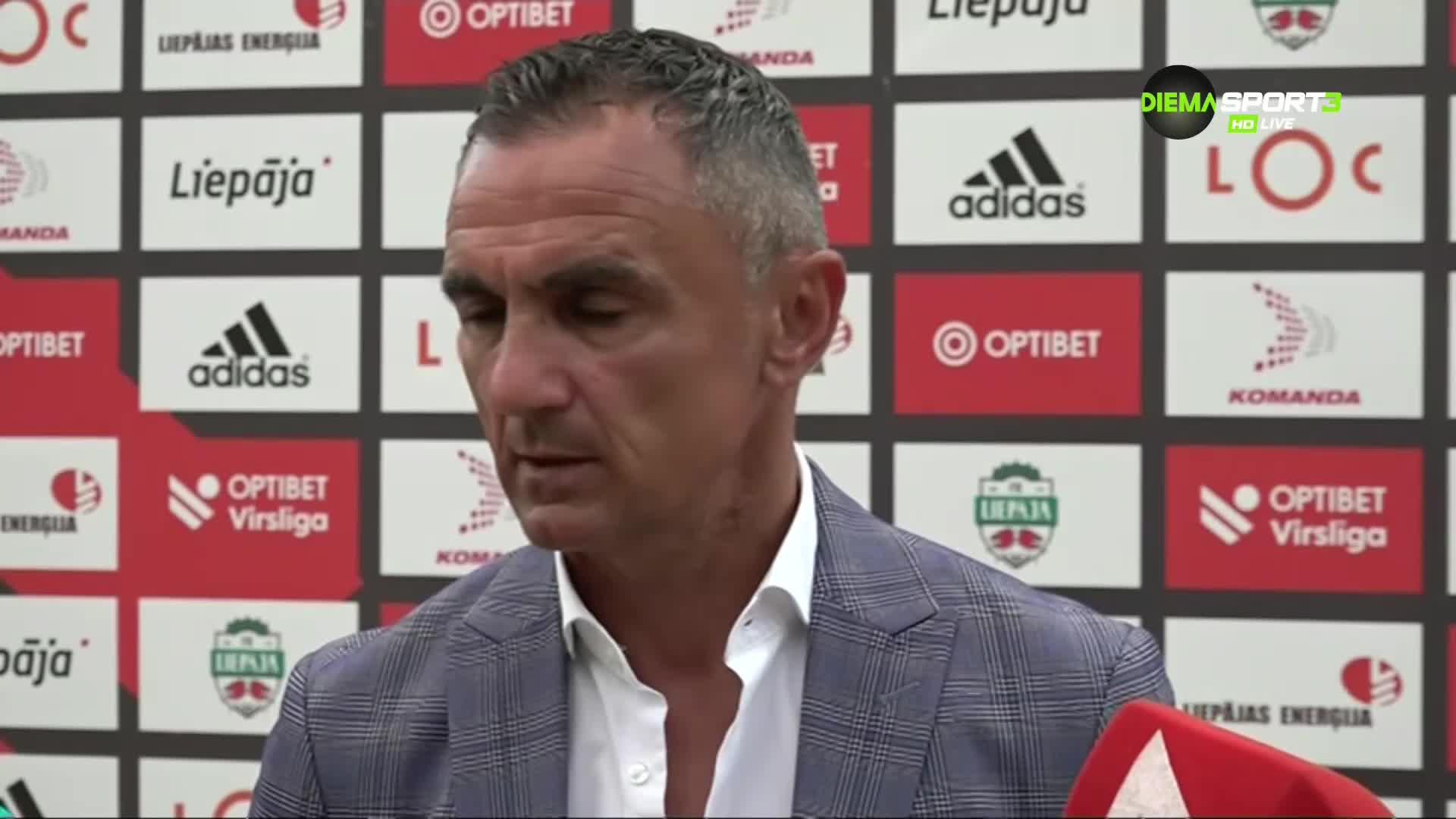 Небойша Вигниевич: ЦСКА беше по-добрият отбор в двата мача