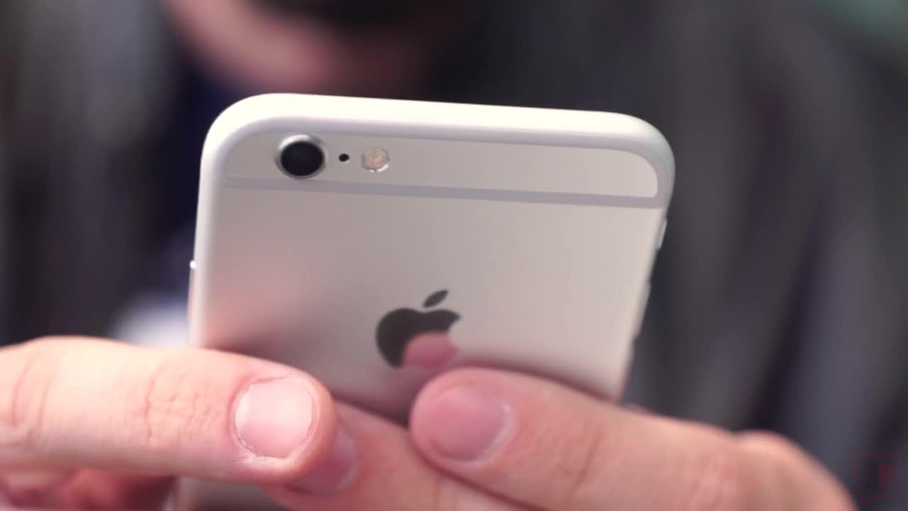 РЕВЮ на iPhone 6s