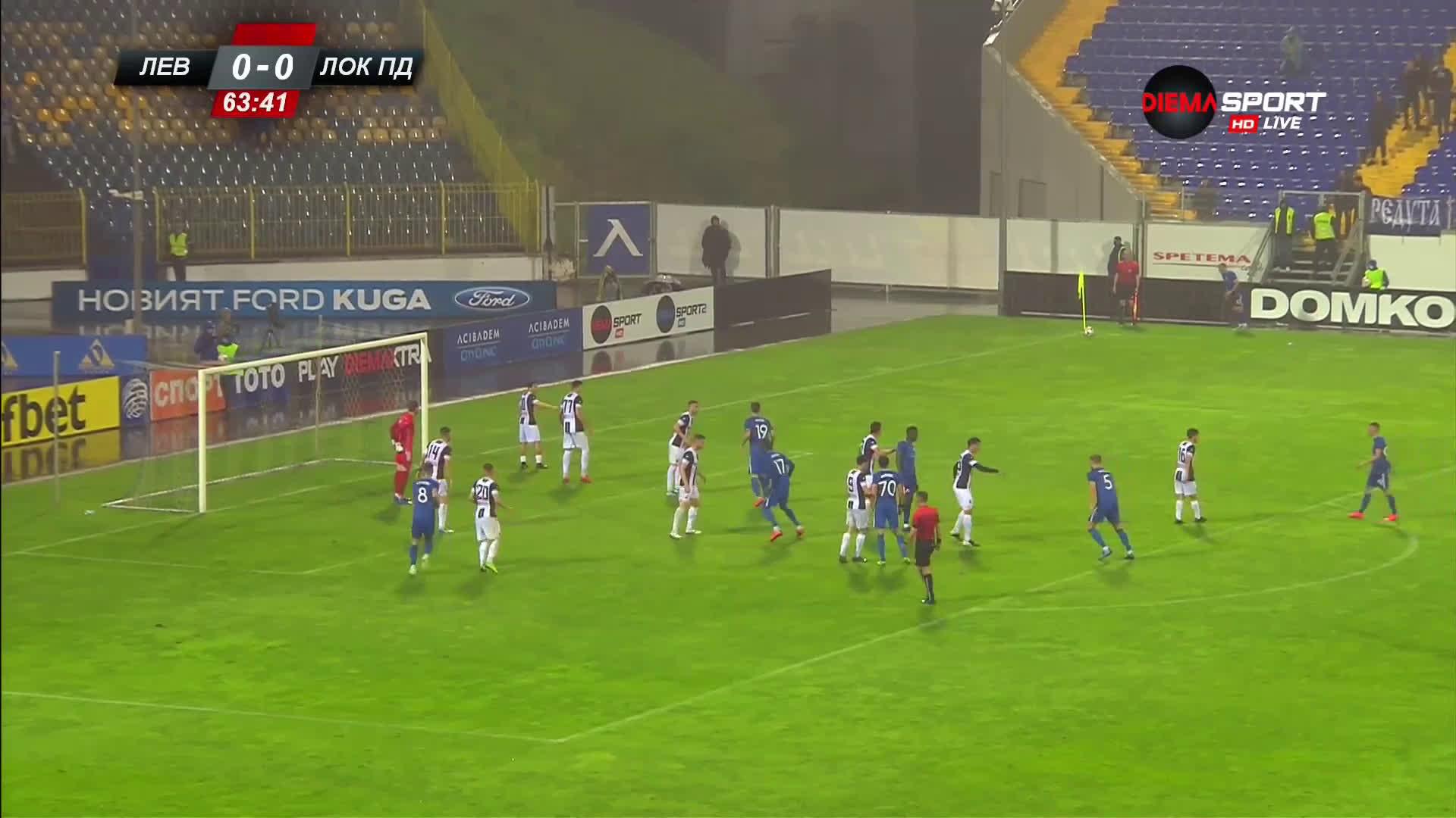 Левски - Локомотив Пловдив 0:0 /репортаж/