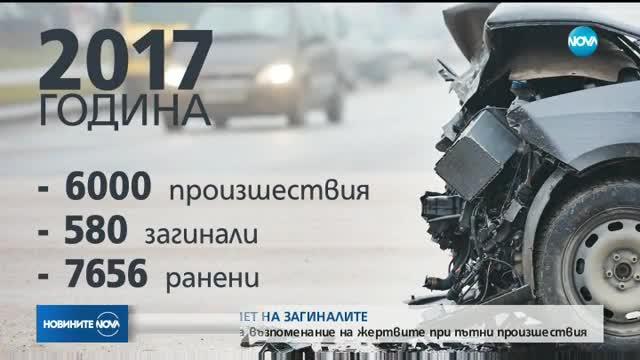 Световен ден за възпоменание на жертвите при катастрофи