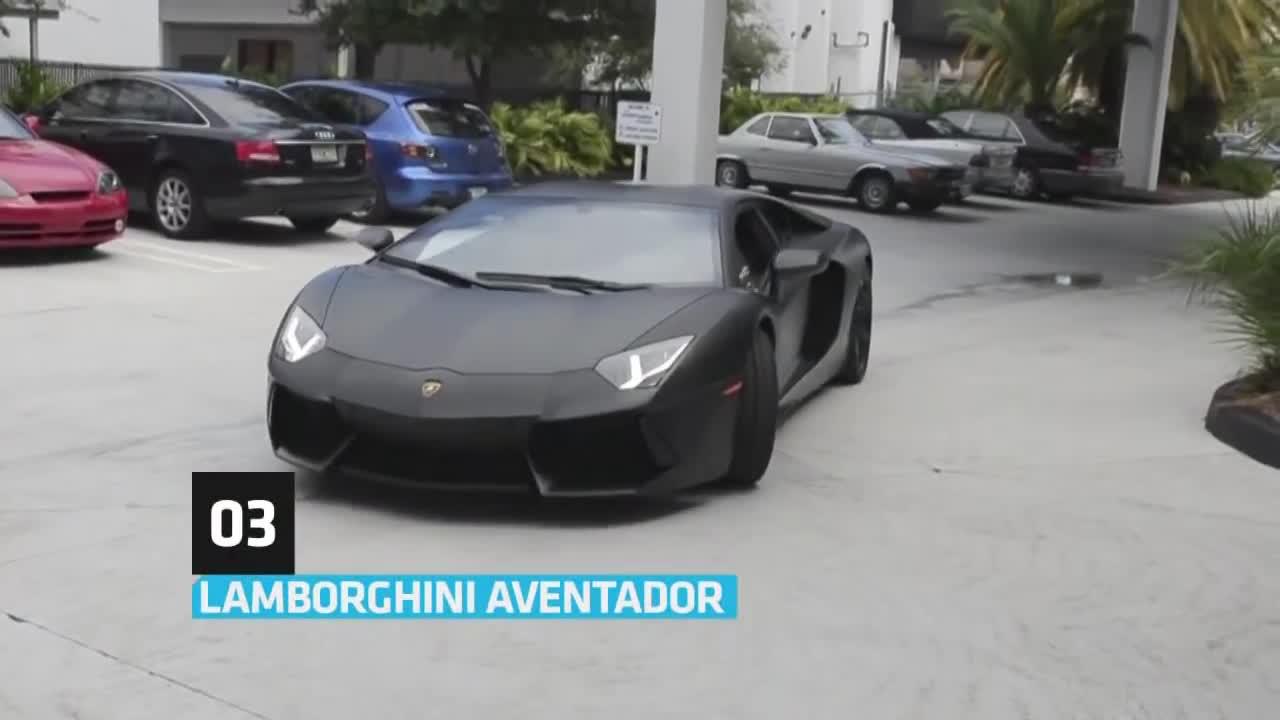 Колекцията от автомобили на Кристиано Роналдо