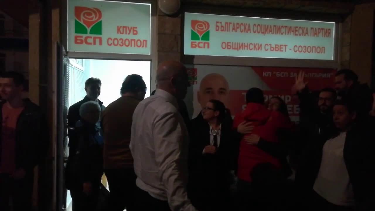 Тихомир Янакиев победи в Созопол