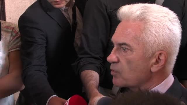 Сидеров пред МС: Аз не клатя коалицията, аз искам да я заздравя