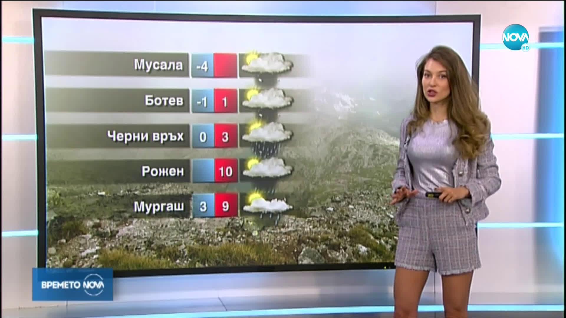 Прогноза за времето (01.06.2020 - обедна емисия)