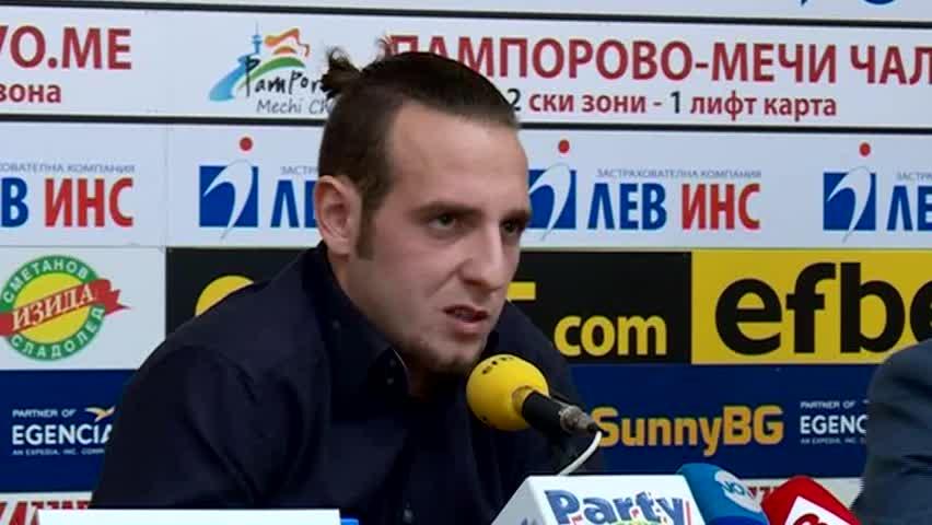 Стивън Петков за трансфер в ЦСКА: Защо не?!