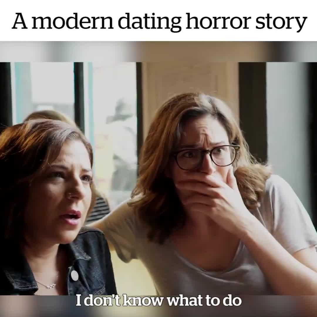 A modern dating horror