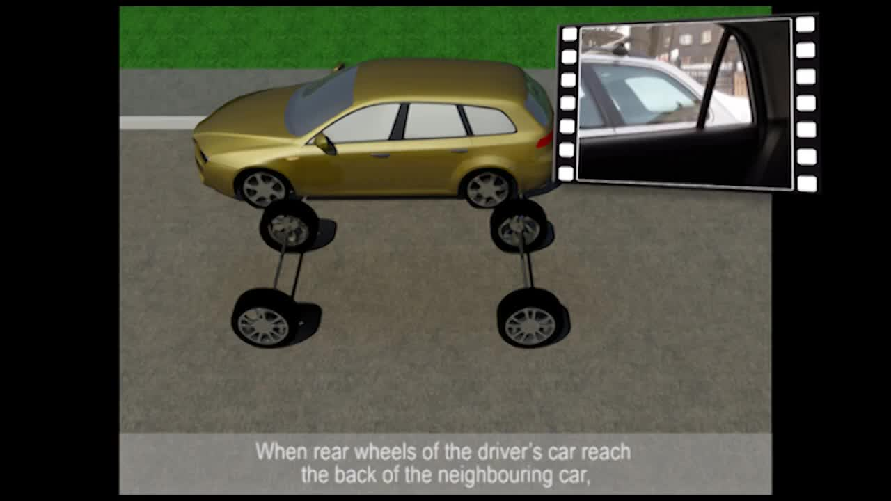 Parallel Parking Tips Top Rent A Car