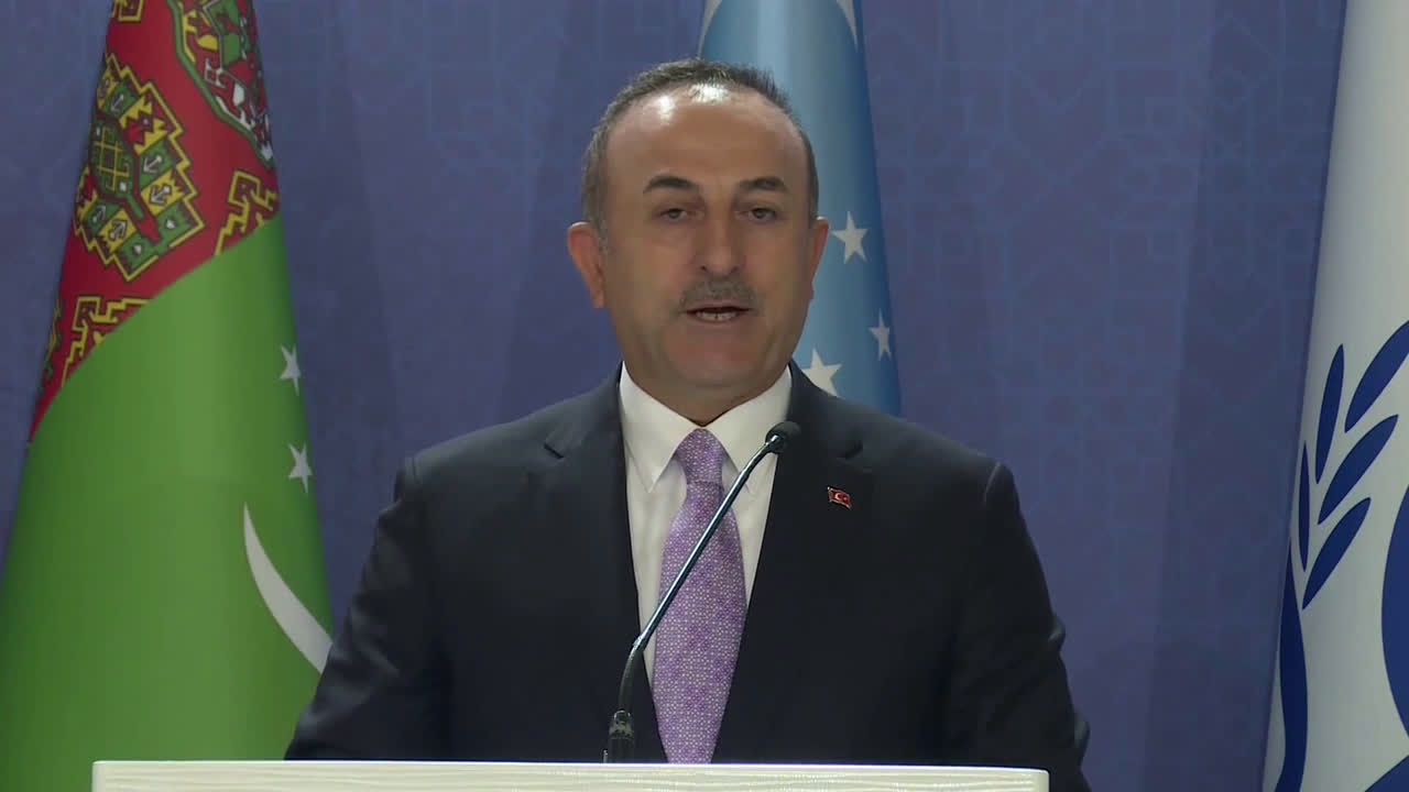 Turkey: Cavusoglu says Syrian oil reserves 'belong to the Syrian people'