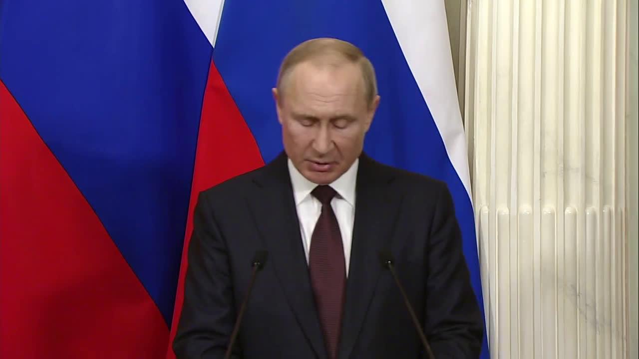 Russia: Putin and Erdogan sign Idlib de-escalation agreement