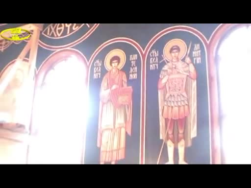 Изографисване на храма в с.свидня