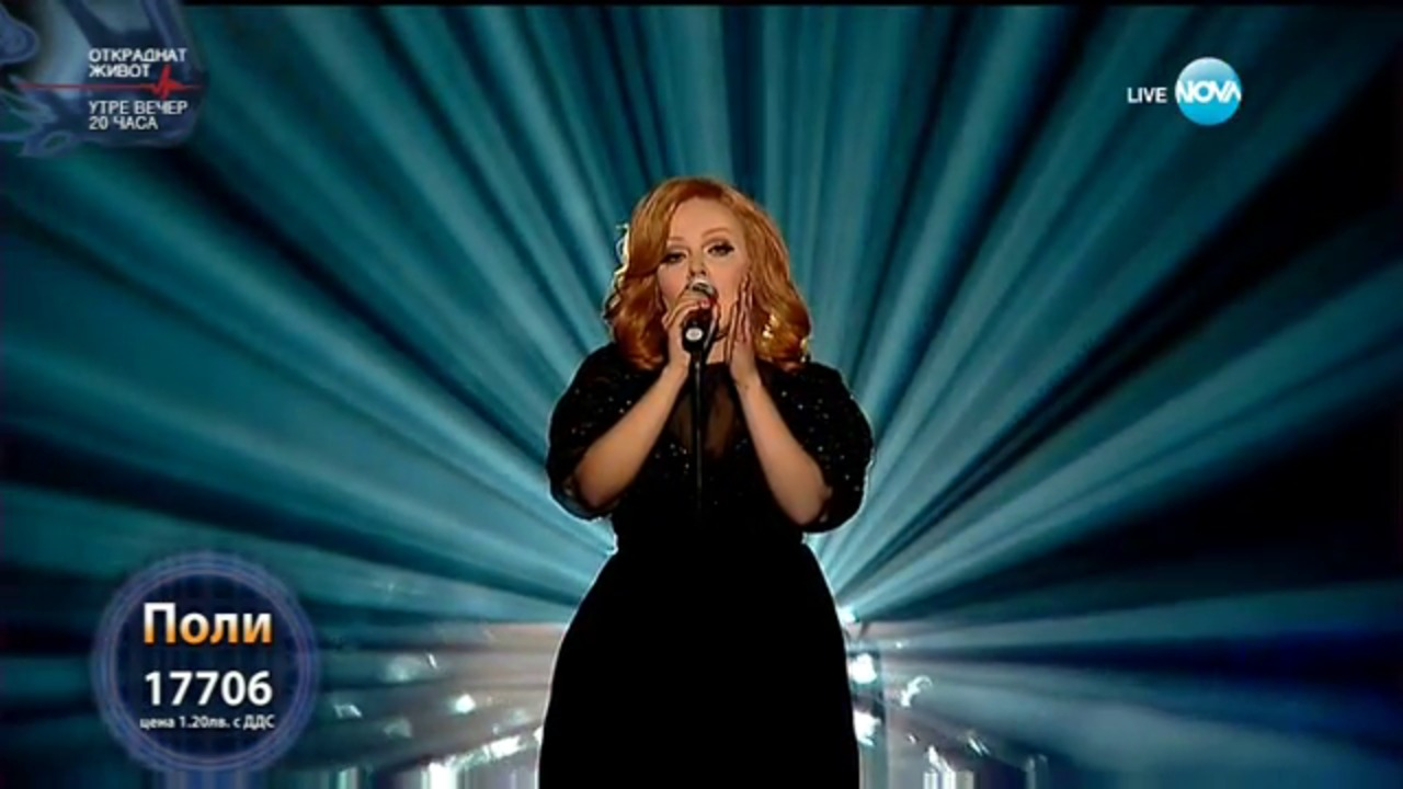 "Поли Генова като Adele - ""Hello"" | Като две капки вода"