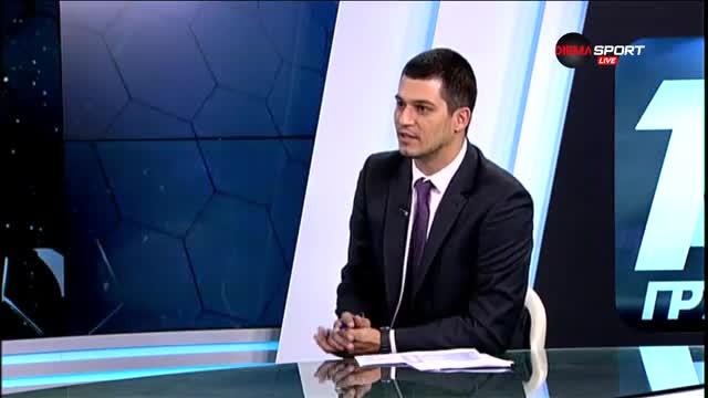 Грозданов: Трудно мога да кажа дали Петев бе готов за национален селекционер