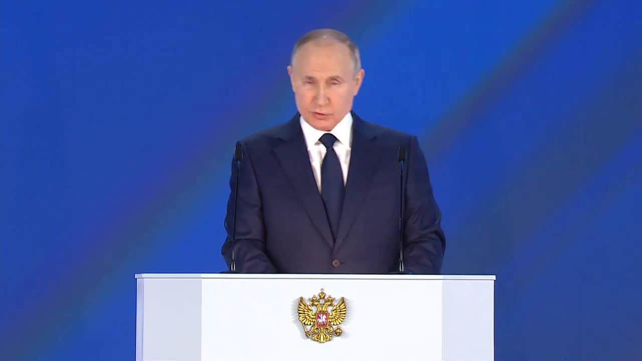 """Россия: Путин пообещал жесткий ответ, если """"добрые намерения"""" России будут восприниматься как слабость"""