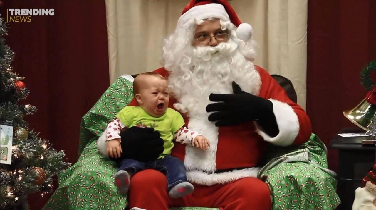 Нетрадиционни срещи с Дядо Коледа!