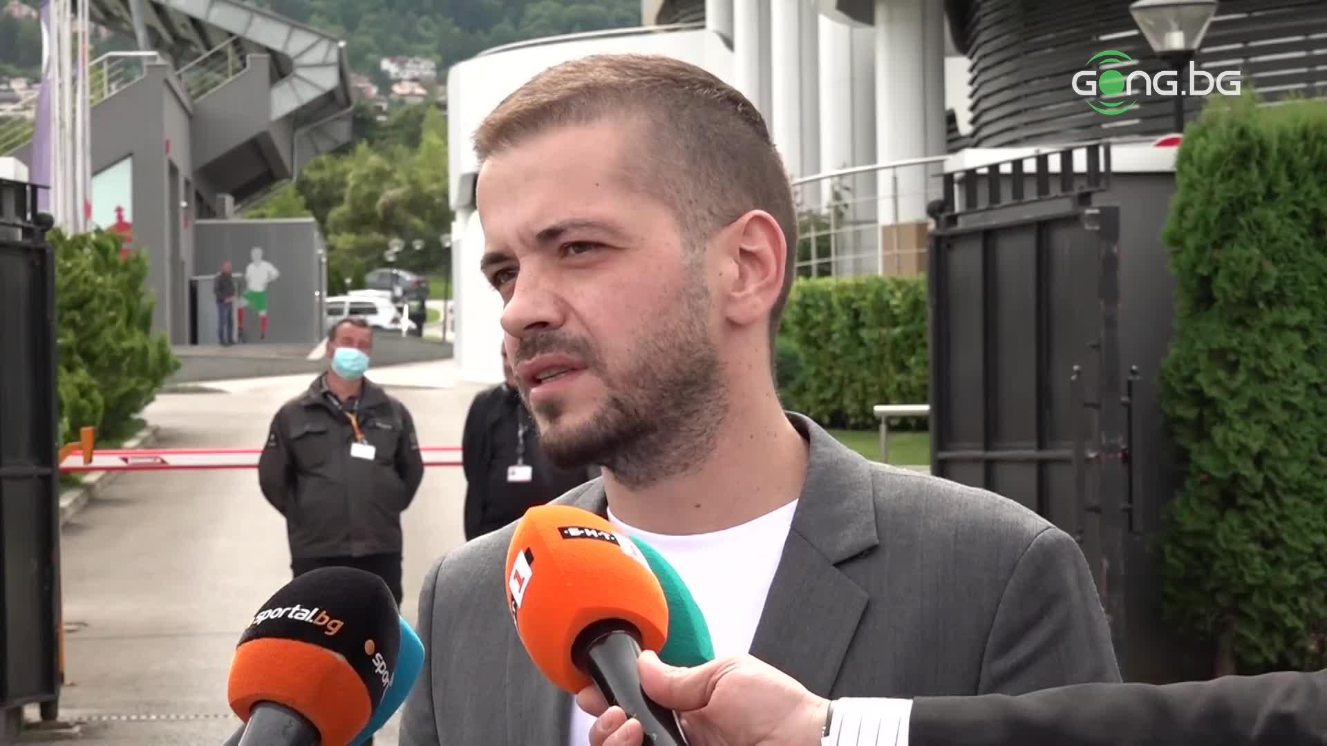 Запрянов: Изпълкома потвърди решението за редовен Конгрес догодина