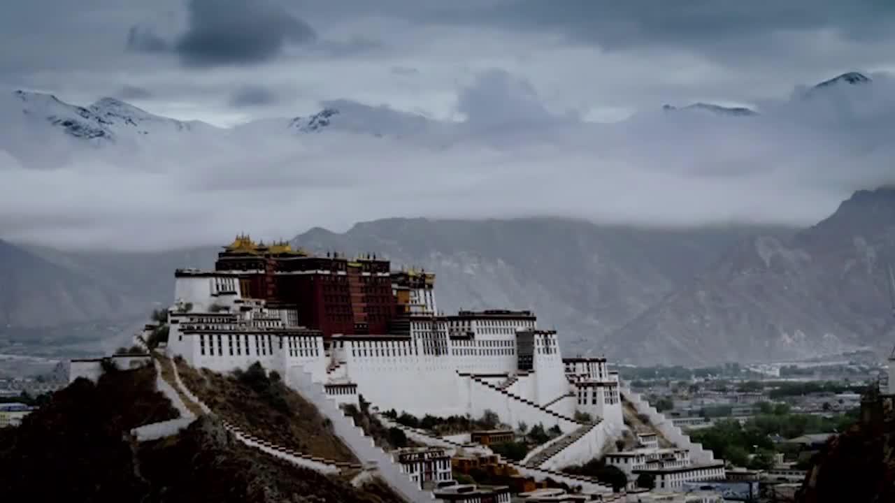 НЛО: Древните тайни на тибетските монаси!