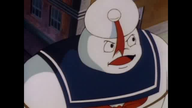 The Real Ghostbusters - 3x07 - Sticky Business