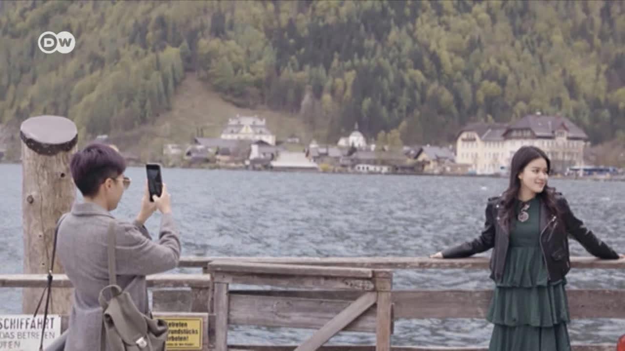 Как спасиха едно алпийско селце от изчезване