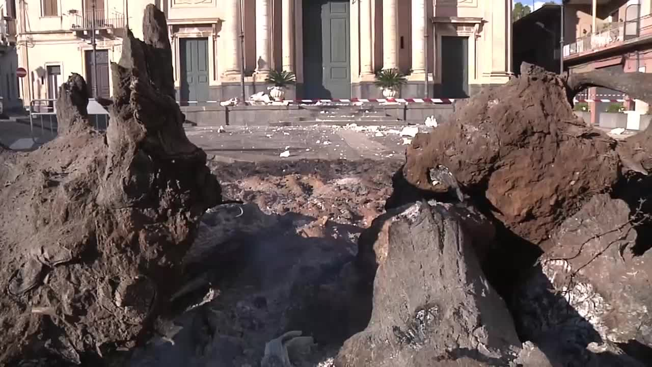 Italy: Etna-triggered earthquake hits Sicily, injures at least 28