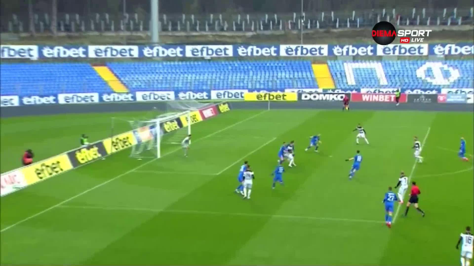 Локомотив Пловдив пречупи Арда за няколко минути