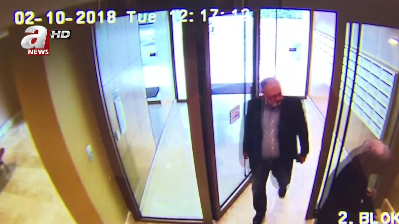 Turkey: CCTV at Istanbul home captures Khashoggi's final day alive