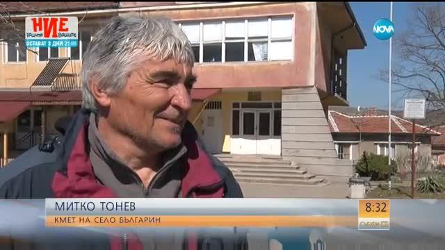 Мъж строи паметник и църква, като продава животните си