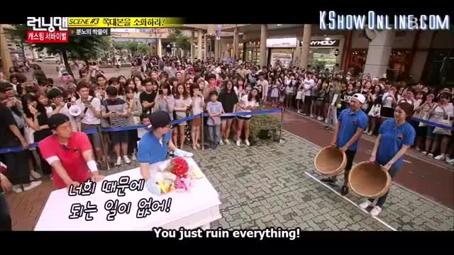 Eng Subs ] Running Man - Ep  259 (with Lee Yo Won and Cha Ye