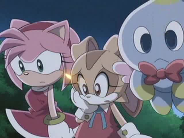 Sonic X Episode 53 A Cosmic Call
