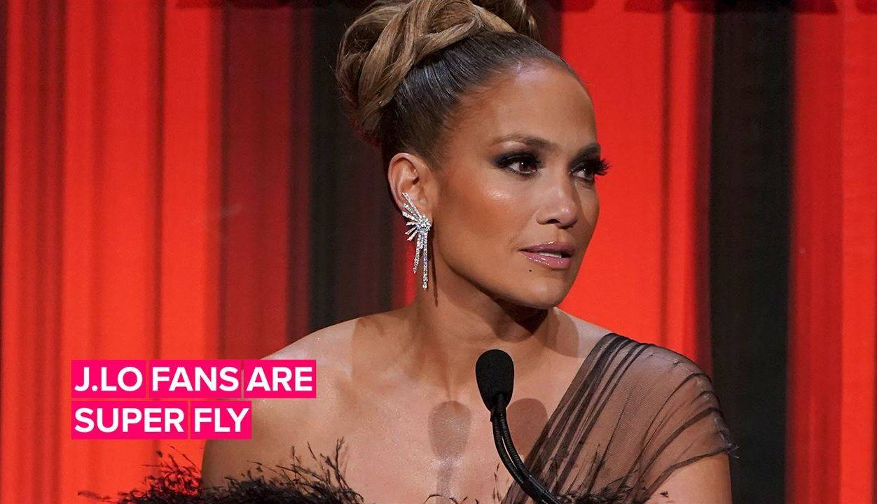 J.Lo fan goes viral for asking plane passengers to watch Hustlers