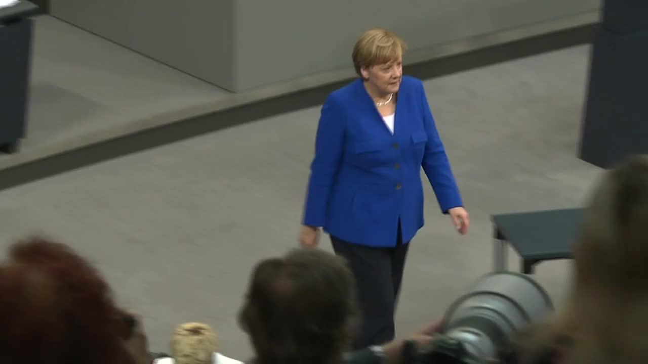 Germany: Bundestag convenes to vote on gay marriage