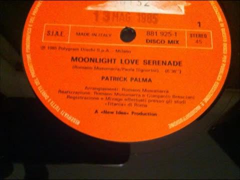 Patrick Palma - Moonlight Love Serenade ( Italo Disco 1985) в ONLY